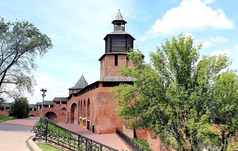 храмы Нижнего Новгорода